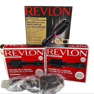Revlon one step hair dryer volumizer Brush fan fav